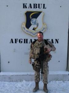 Maj Armstrong